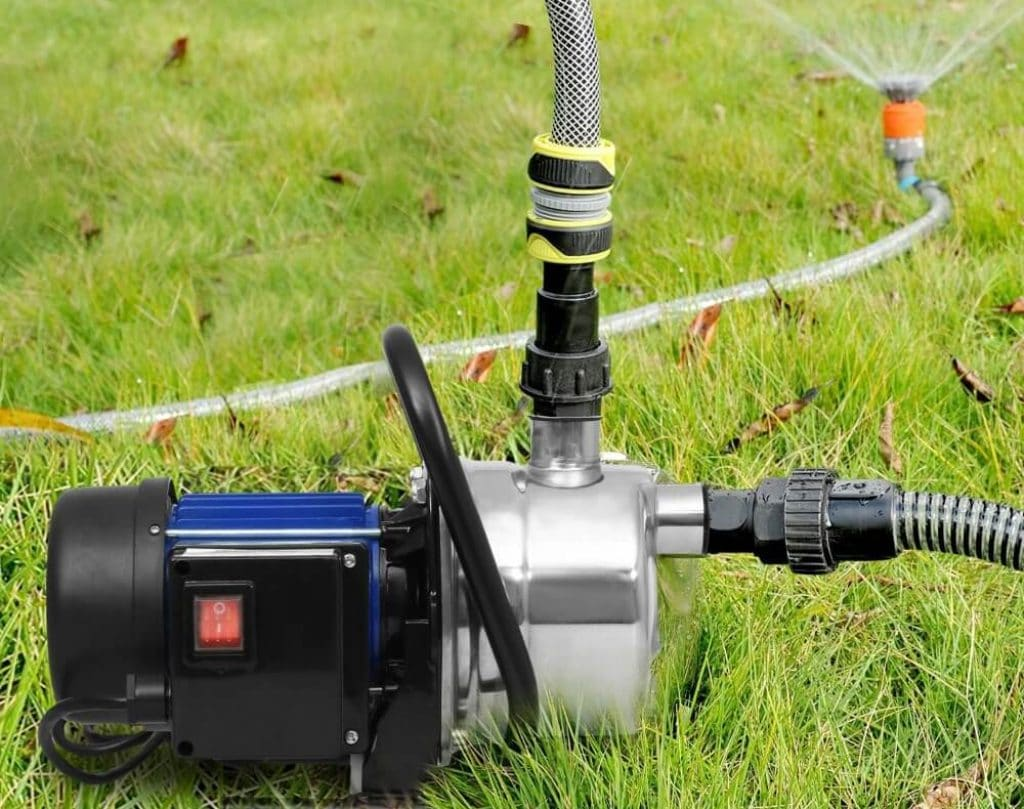 6 Best Sprinkler Pumps to Provide the Right Water Flow