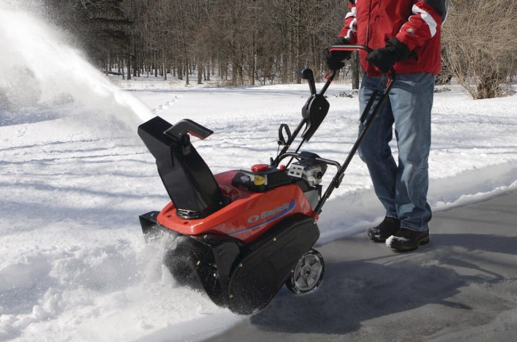 How Does a Snowblower Work?