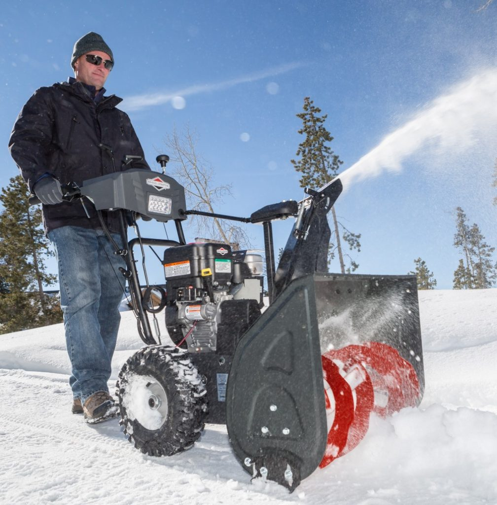 Top 5 Briggs and Stratton Snowblowers - Make Snow Clearing Task a Breeze!