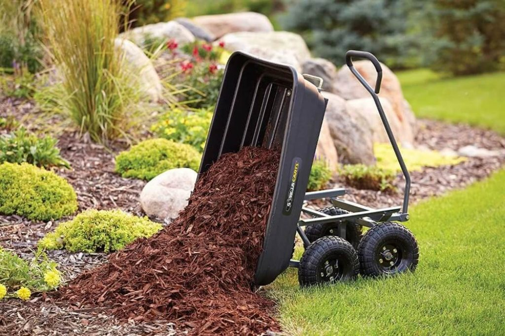 5 Best Garden Carts - Easily Managed