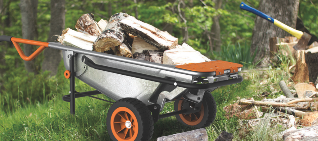 7 Best Two-Wheel Wheelbarrows - Extremely Easy to Maneuver!