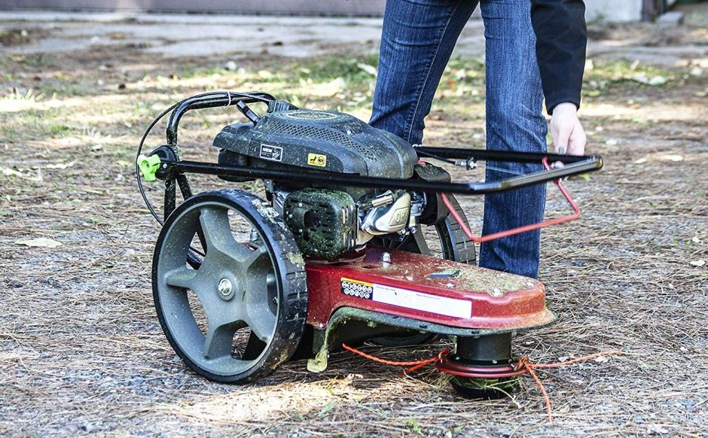 7 Best Walk Behind String Trimmers - More Flexible Alternative to Your Lawnmower!