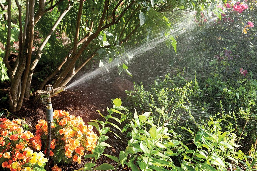 10 Best Impact Sprinklers - Proper Care for Your Garden and Lawn!