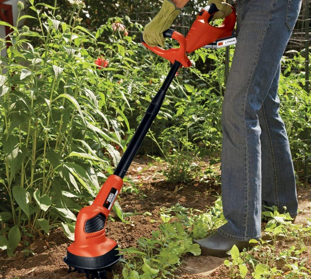 7 Best Small Garden Tillers - Weed Has No Chance