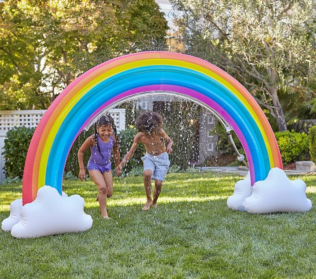 6 Most Exciting Water Sprinklers for Kids — Your Little Ones Will Love Spending Time Outside!