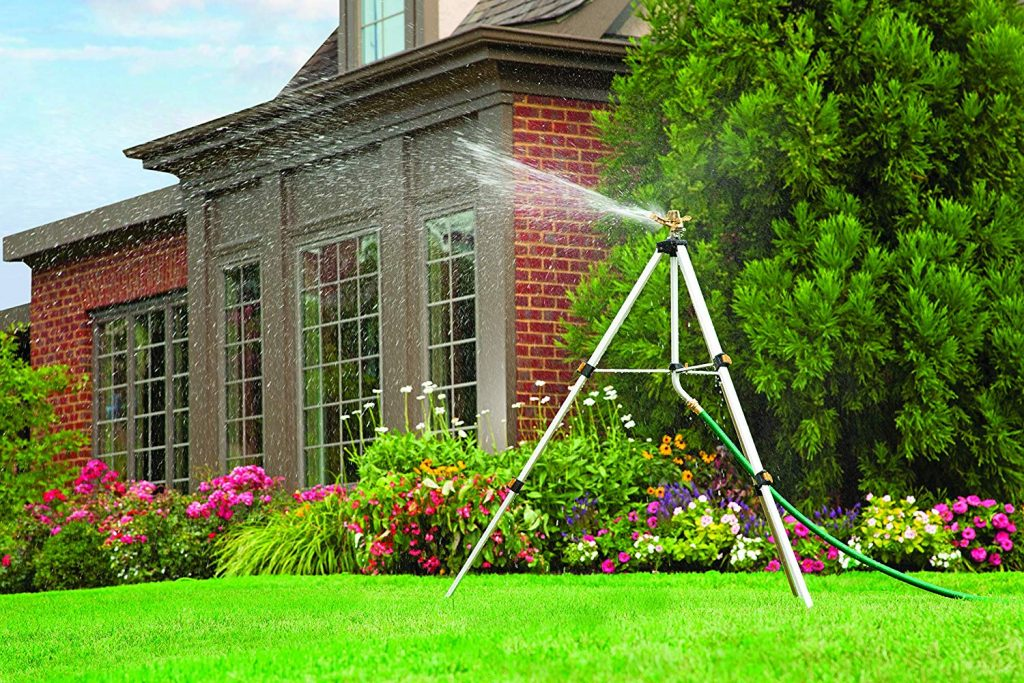 9 Best Sprinklers for Large Areas - Perfect Coverage!