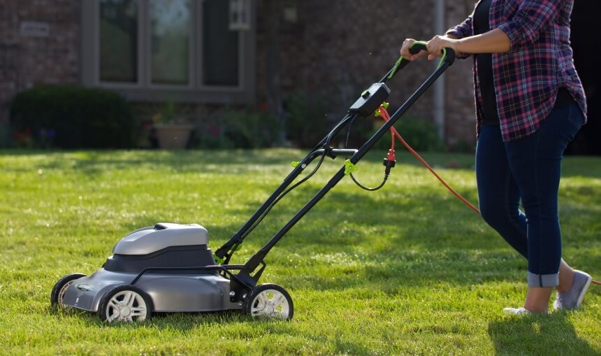 5 Best Corded Electric Lawn Mowers - Take Care of Your Lawn in the Most Eco-Friendly Way!