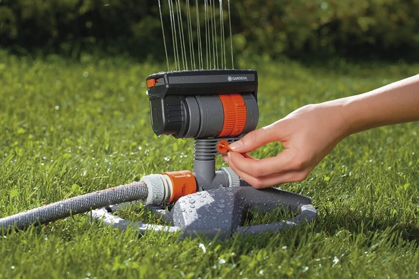 9 Best Sprinklers for Low Pressure - Water Your Lawn No Matter What!