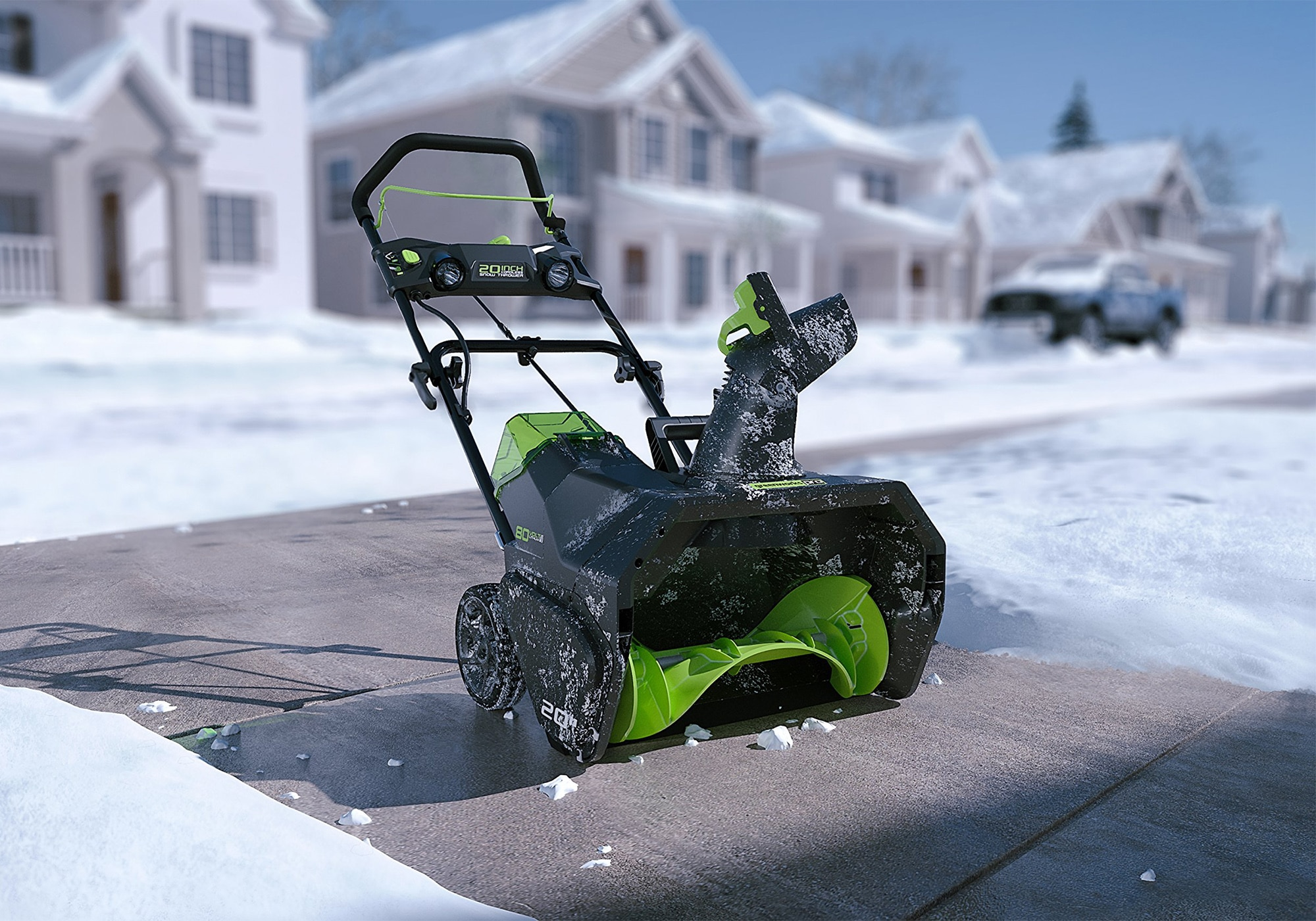 Best Electric Snow Blowers Reviewed in Detail