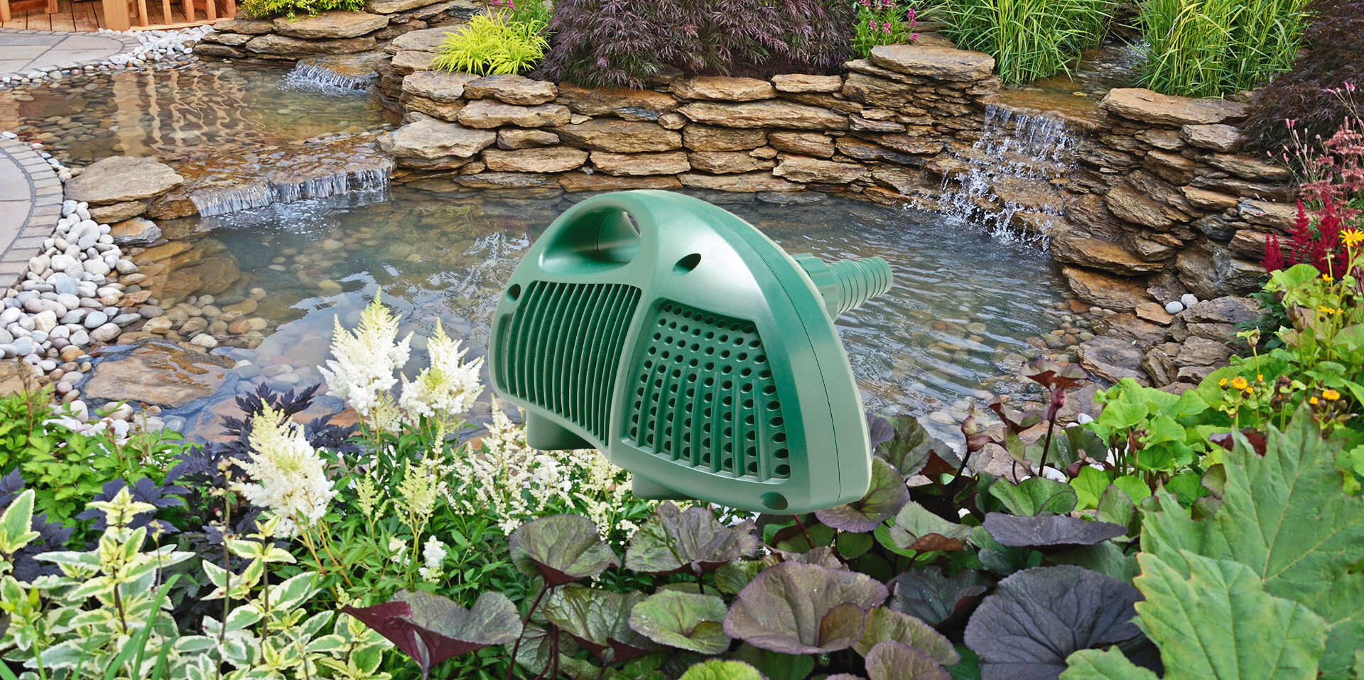 5 Best Pond Pumps – When You Want To Pump Your Pond