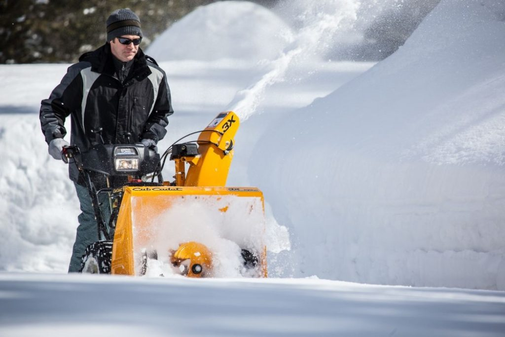 10 Best Snowblowers for Wet Snow - Get Your Problems Out Of The Way