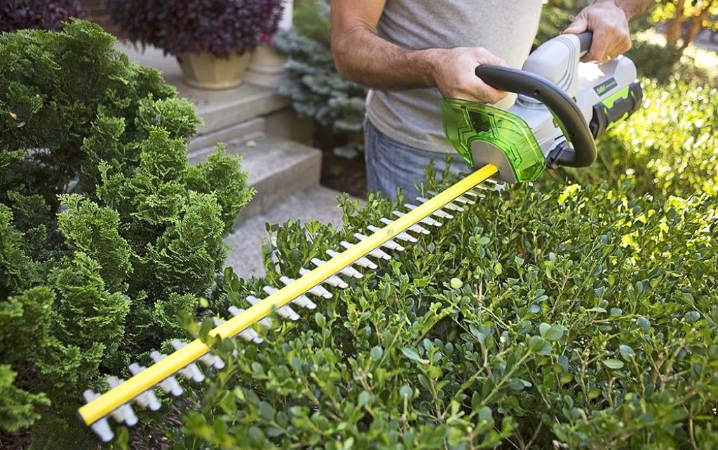 8 Best Cordless Hedge Trimmers - No Limitations