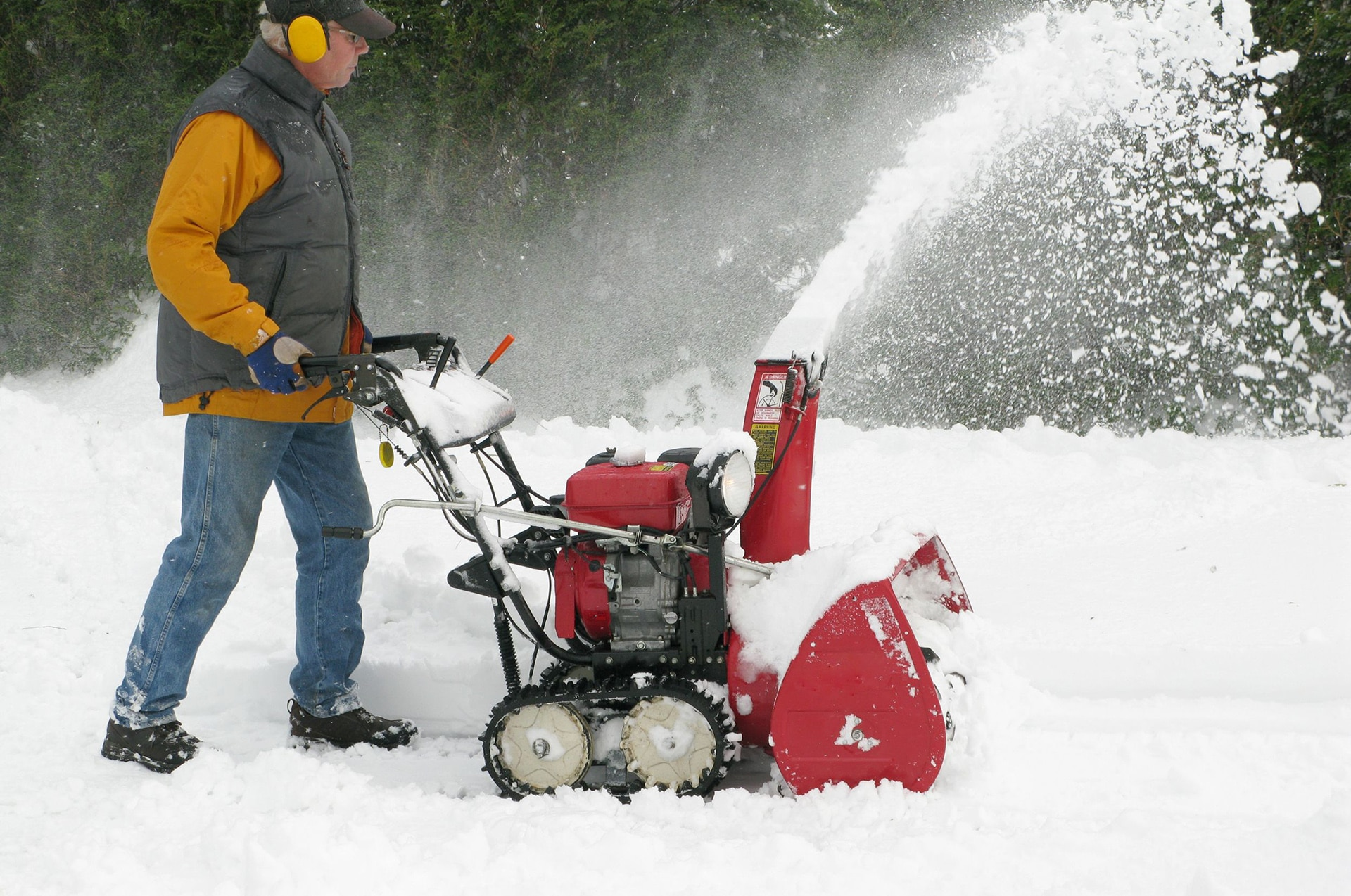 How Does a Snowblower Work? - Explained in Detail