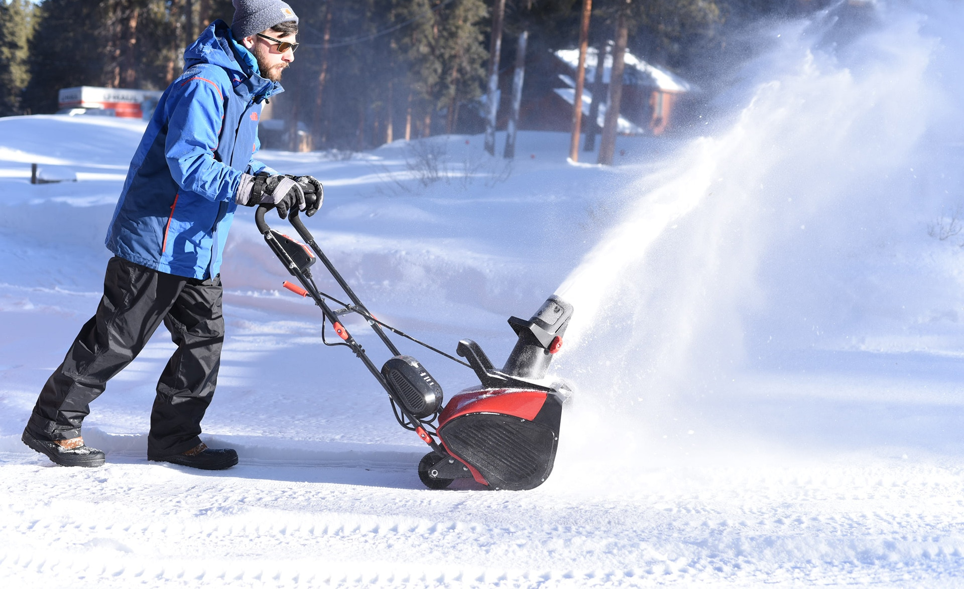How to Make My Snowblower Throw Snow Farther? - Useful Tips