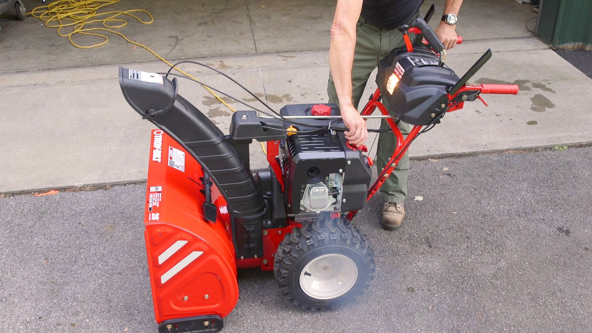 How to Drain Gas from Snowblower? - Step-By-Step Guide