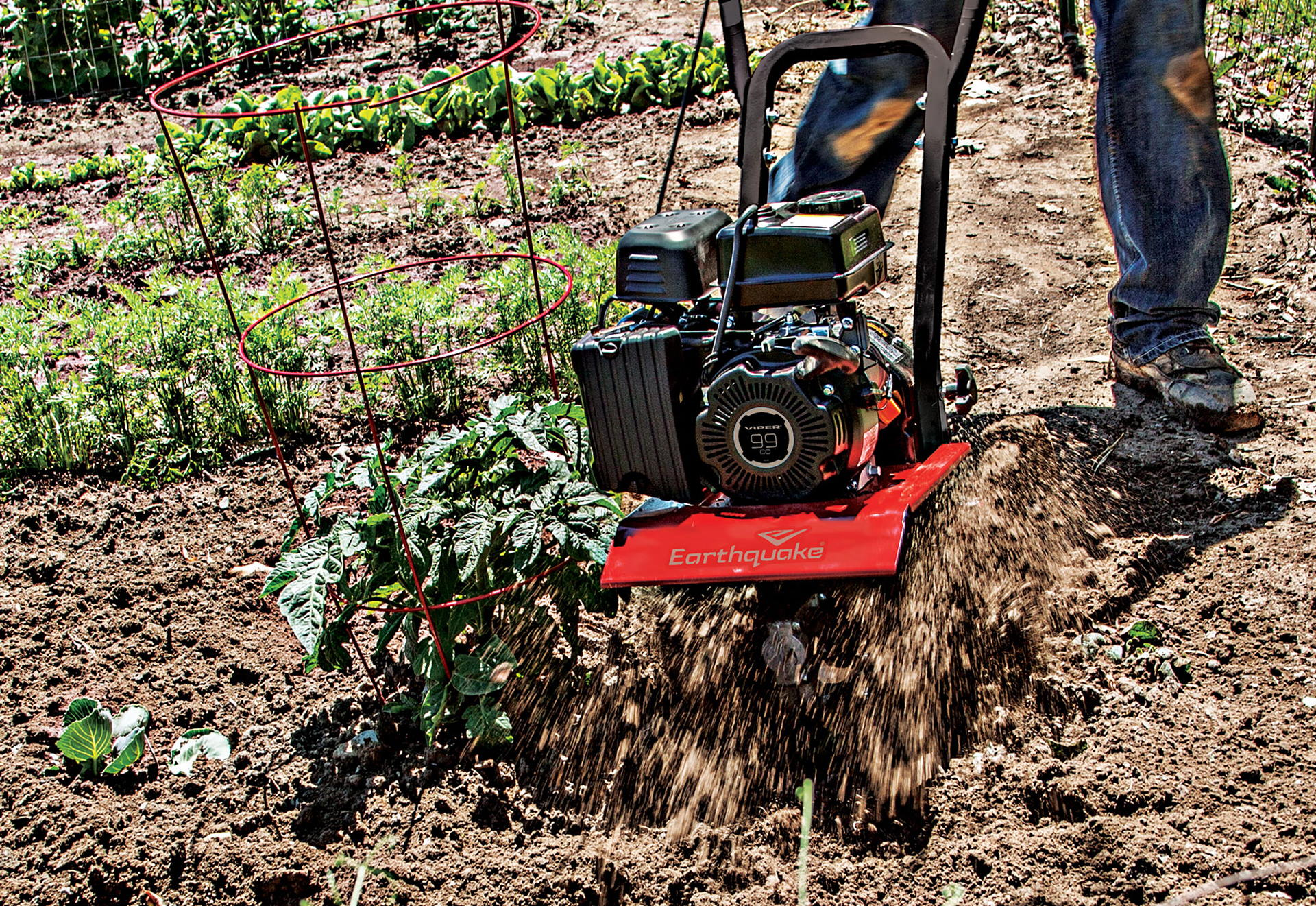 7 Best Small Garden Tillers – Weed Has No Chance