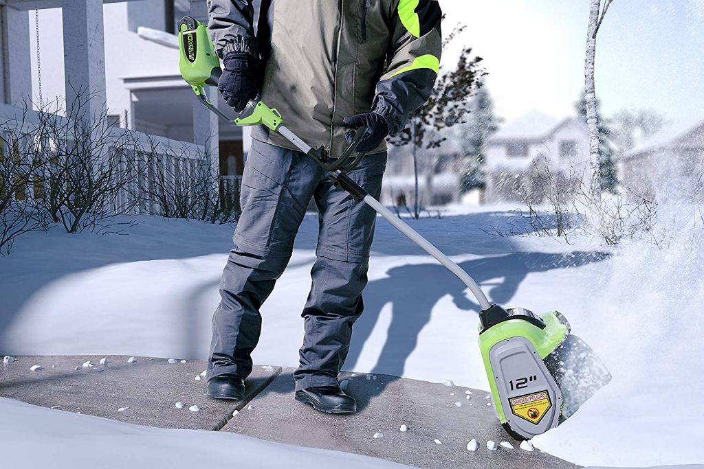 5 Best Greenworks Snow Blowers - Essential for Any Winter!