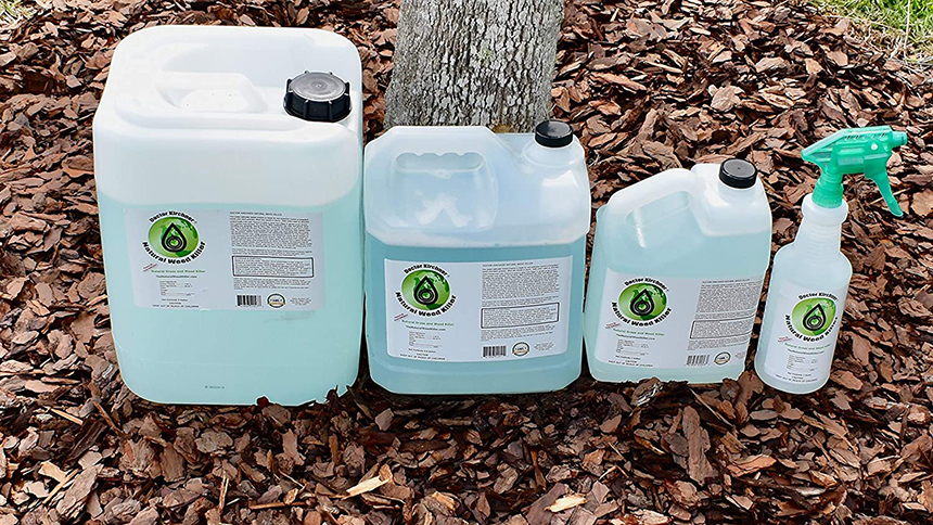 7 Best Organic Weed Killers - No More Harmful Chemicals!