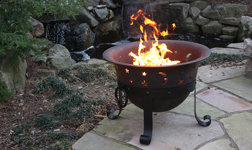 8 Best Deck Fire Pits - Make Your Evenings Warm and Cozy!