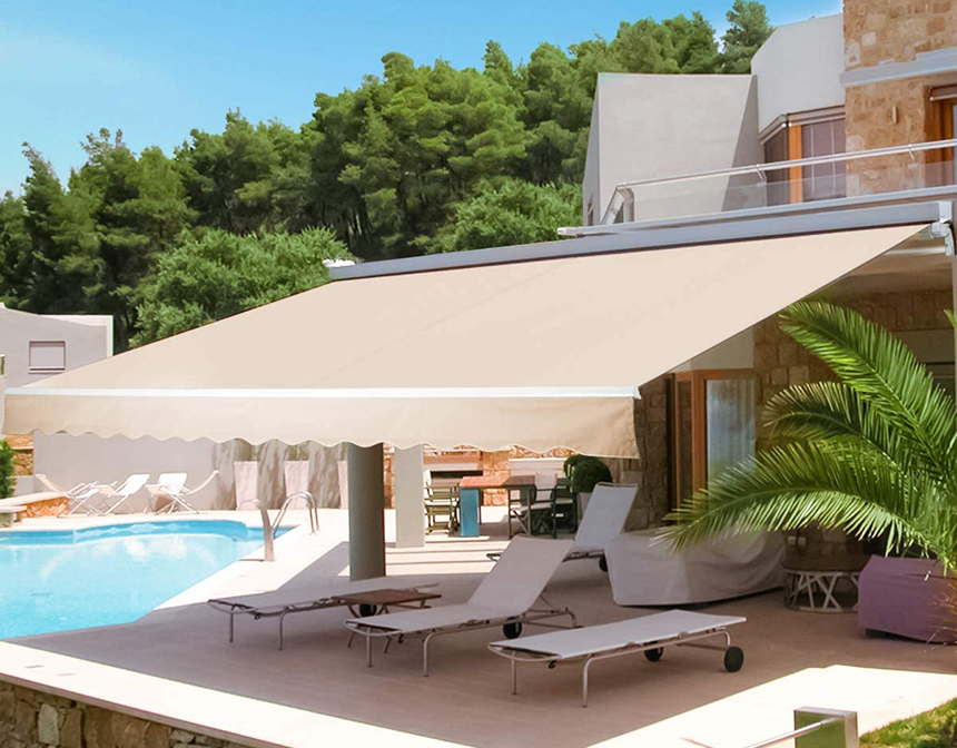 5 Best Retractable Awnings to Save You from Both Sun and Rain