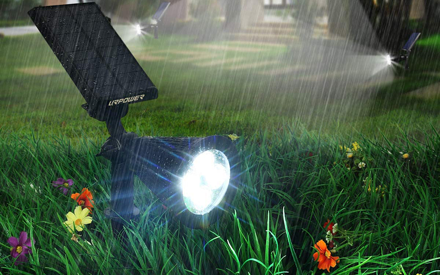 10 Best Outdoor Solar Spotlights to Improve the Beauty of Your Yard!