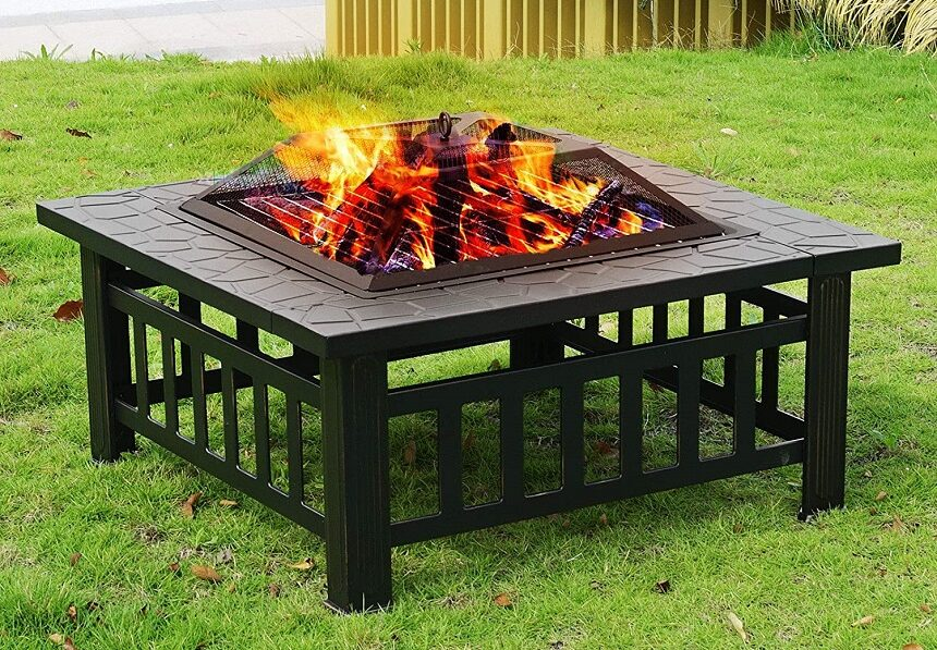 8 Best Fire Pits under $100 - Reviews and Buying Guide