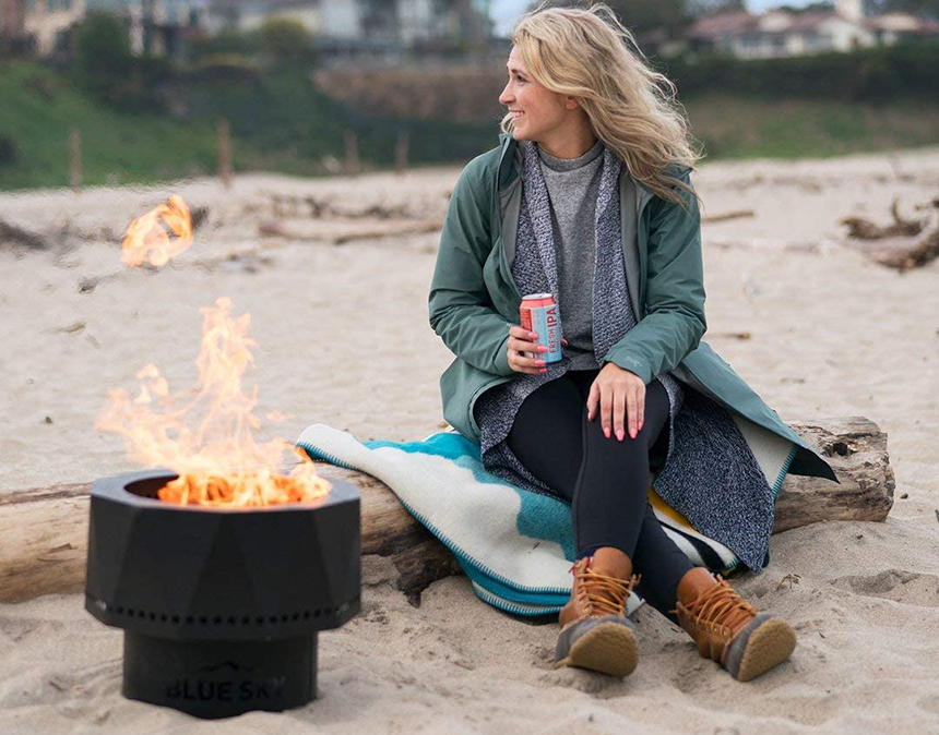 7 Best Smokeless Fire Pits with a Unique and Highly-Efficient Design