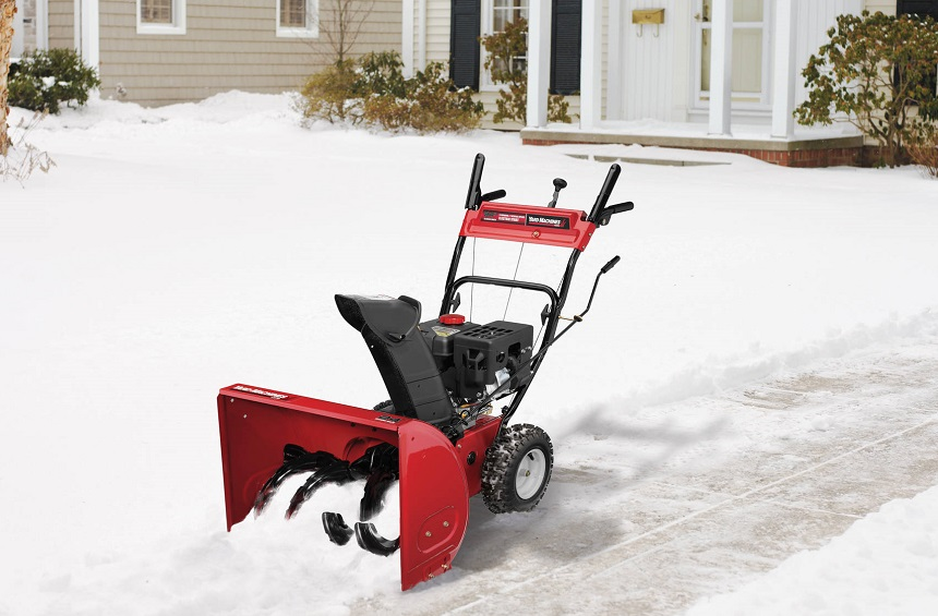 Two-Stage vs Three-Stage Snow Blowers: What's the Difference?