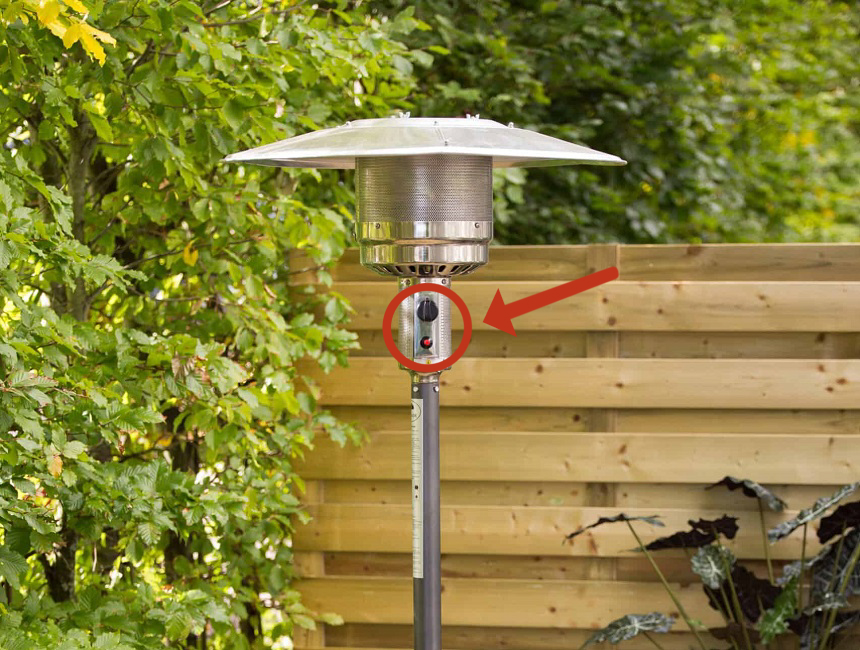 How to Light Patio Heater Manually in Eight Steps
