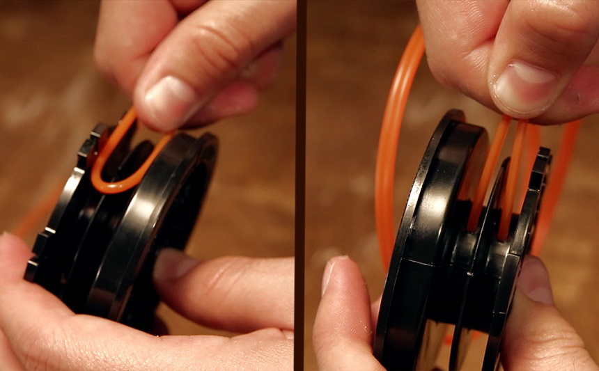 How to String a Weed Wacker In No Time