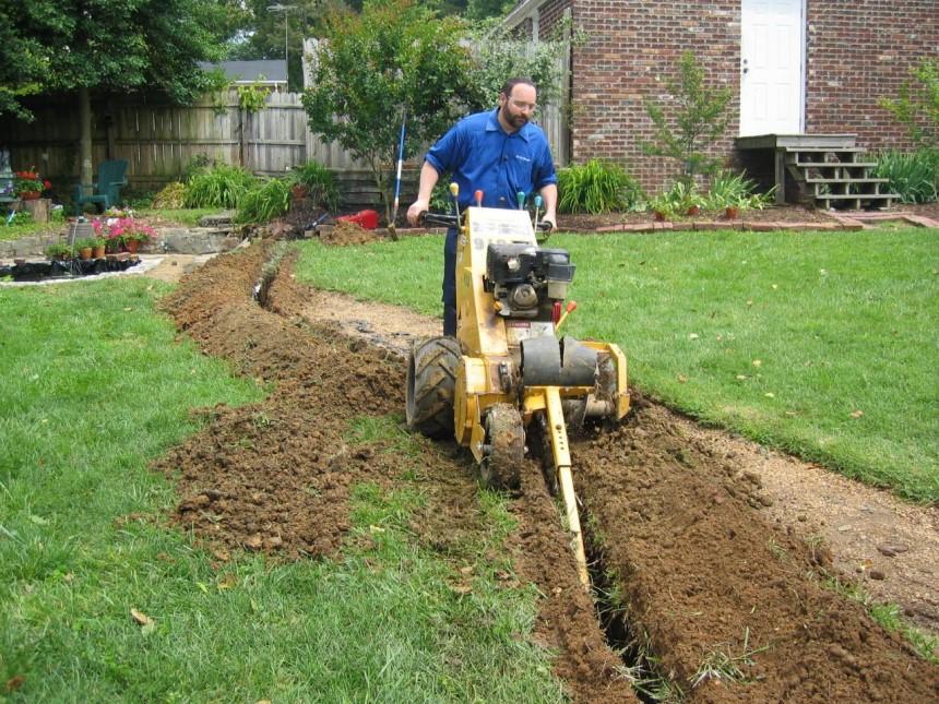 How to Bury Your Garden Hose Underground