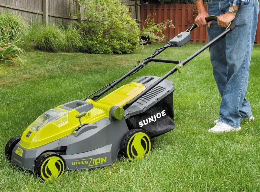 What is a Brushless Lawn Mower?