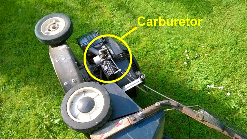 Lawn Mower Stops Running When Gets Hot - How to Fix It