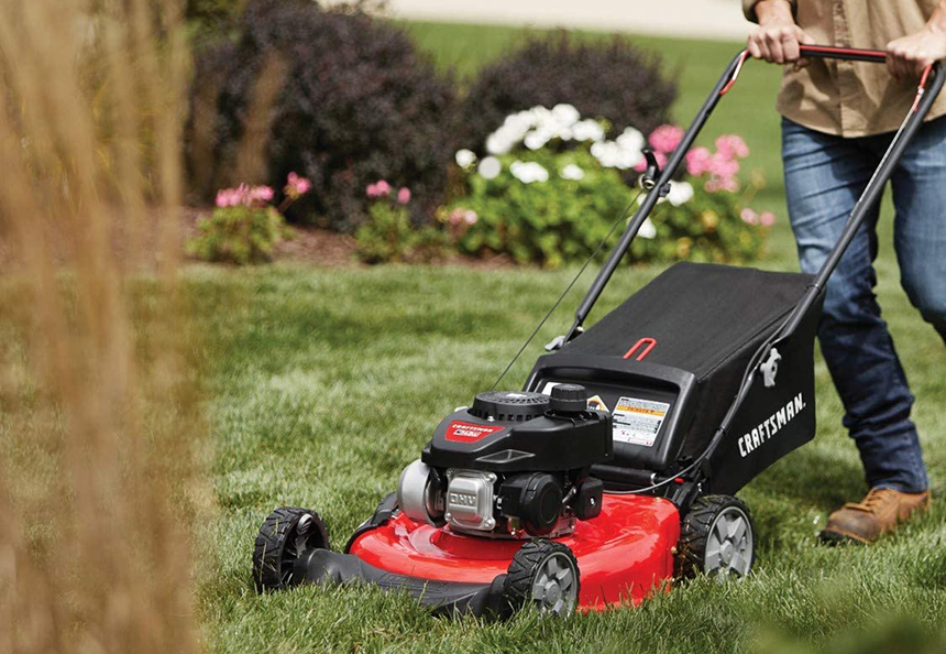 5 Best Craftsman Lawn Mowers - Outstanding Capability and Great Warranty!