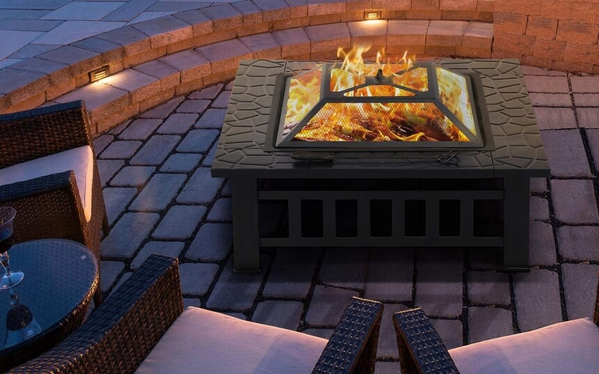 6 Best Propane Fire Pits for Coziest Evenings in Your Backyard